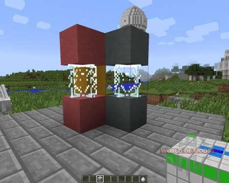 MultiHouse [1.7.2] для Minecraft