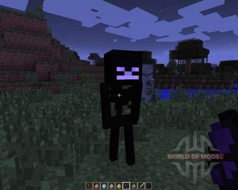 Mo Skeletons [1.7.2] для Minecraft