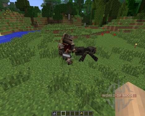 Guards [1.6.4] для Minecraft