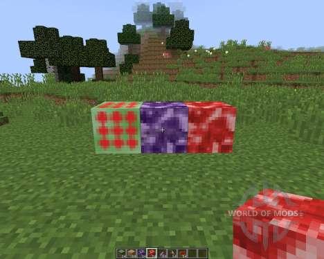 Bacteria [1.8] для Minecraft