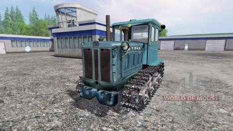 Т-74 для Farming Simulator 2015