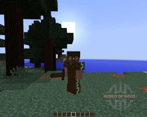 The Ice Cream Sandwich Creeper [1.8] для Minecraft