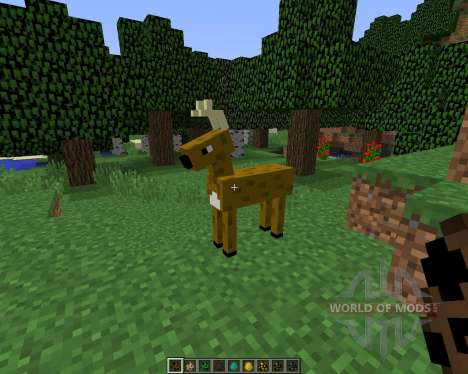 Deer [1.8] для Minecraft