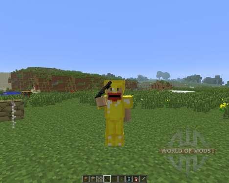 DayZ [1.6.4] для Minecraft
