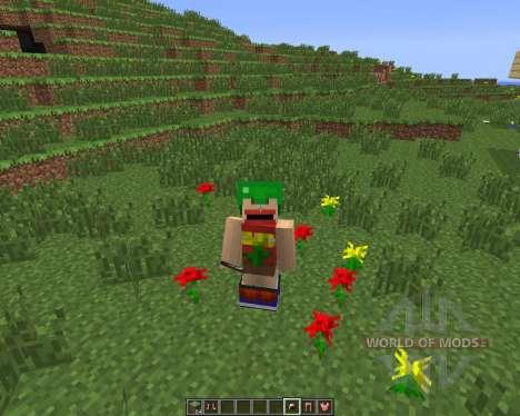 Special Armor [1.6.4] для Minecraft