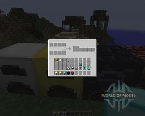 More Furnaces [1.7.2] для Minecraft