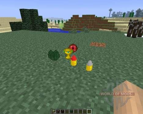 Xenos Reliquary [1.6.4] для Minecraft