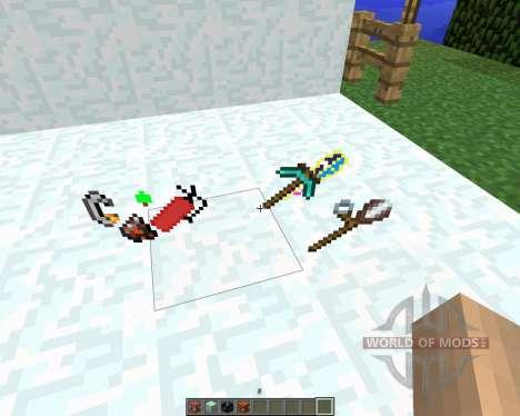 Gizmos [1.5.2] для Minecraft