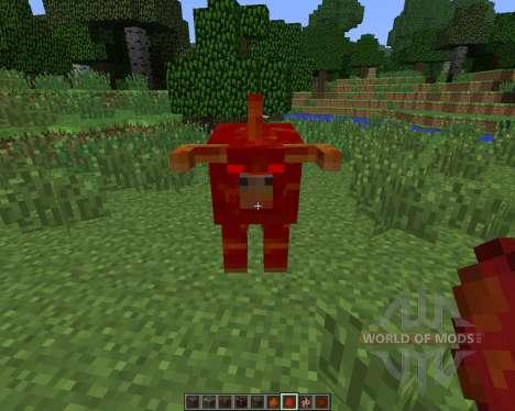 NetherX [1.6.4] для Minecraft
