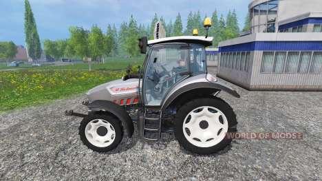 Hurlimann XM 4Ti Special Edition для Farming Simulator 2015