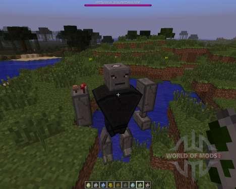 Elementals [1.6.4] для Minecraft