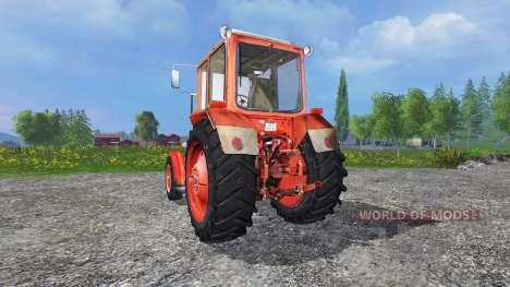 МТЗ-80 v3.2 для Farming Simulator 2015