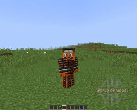 Paintball [1.8] для Minecraft