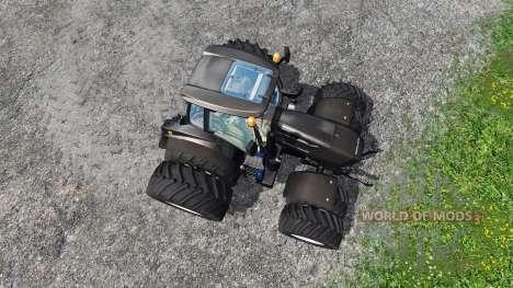 Deutz-Fahr Agrotron 7250 Dynamic8 black для Farming Simulator 2015