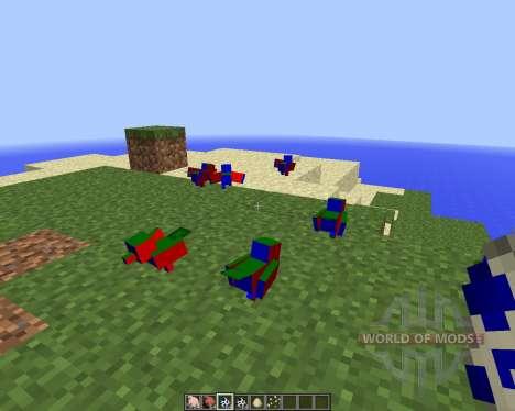Birds для Minecraft