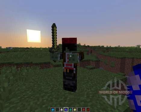 Undead Plus [1.8] для Minecraft