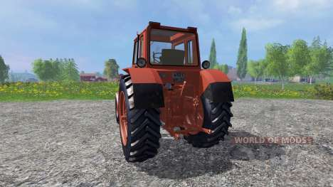 МТЗ-80 моющийся для Farming Simulator 2015