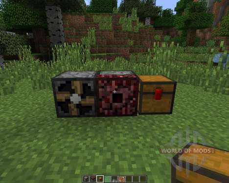 Trapcraft [1.7.2] для Minecraft