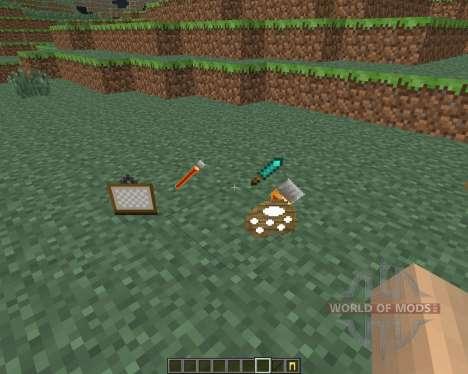 Mine Painter [1.6.4] для Minecraft