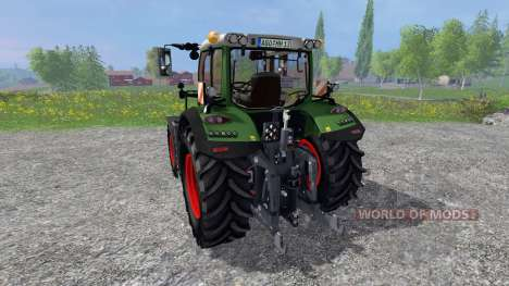 Fendt 512 Vario для Farming Simulator 2015