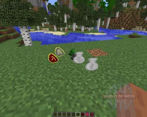Equivalent Exchange 3 для Minecraft