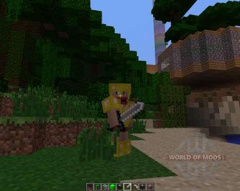 Extra Utilities [1.5.2] для Minecraft