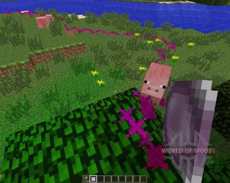 Magic Yarn [1.6.4] для Minecraft