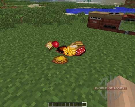 Agriculture [1.6.4] для Minecraft