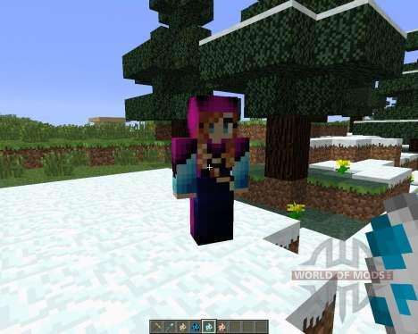 Disneys Frozen [1.6.4] для Minecraft