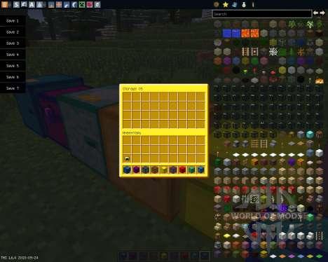 XtraBlocks [1.6.4] для Minecraft