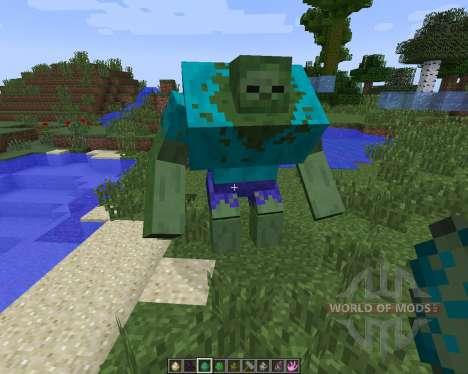 Mutant Creatures [1.7.2] для Minecraft