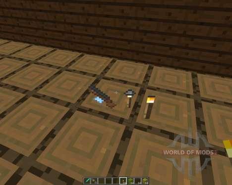 Torched [1.7.10] для Minecraft