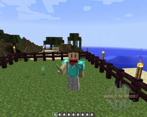 Jelly Cubes [1.7.2] для Minecraft