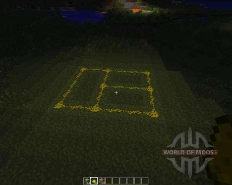 Glowstone Wire [1.6.4] для Minecraft