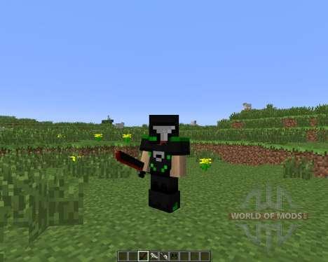 Galaxy Warfare [1.6.4] для Minecraft