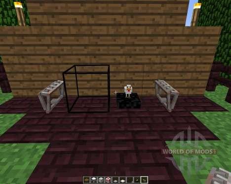 OpenBlocks [1.5.2] для Minecraft