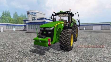 John Deere 8310R для Farming Simulator 2015