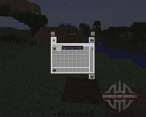HyperionCraft [1.7.2] для Minecraft