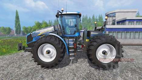 New Holland T9.560 blue для Farming Simulator 2015