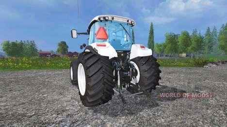 Steyr Multi 4115 colours для Farming Simulator 2015