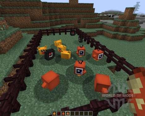 Kirby Enemy [1.7.2] для Minecraft
