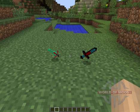 The Last Sword You Will Ever Need [1.7.2] для Minecraft
