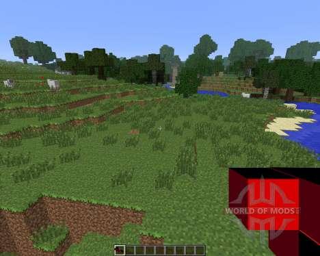 Explosion Gun [1.6.4] для Minecraft