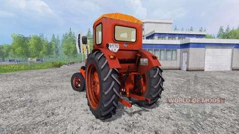 ЛТЗ-40 для Farming Simulator 2015