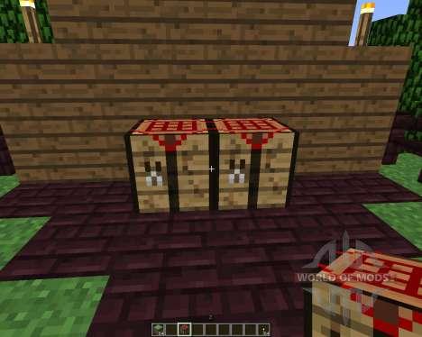 Easy Crafting [1.5.2] для Minecraft