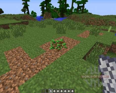 Massive Trees [1.6.2] для Minecraft