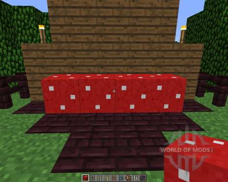 B0bGarys Growable Ores [1.5.2] для Minecraft