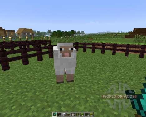 Lambchops [1.7.10] для Minecraft
