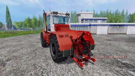 К-744 Р3 Кировец для Farming Simulator 2015