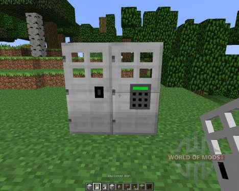 Key and Code Lock [1.5.2] для Minecraft